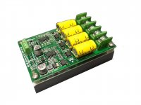 Sensorless Brushless DC Motor Drive 300W (BLDC Drive) PWM Speed Regulation