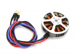 High Thrust 6S Compatible Brushless Motor 360KV 5010