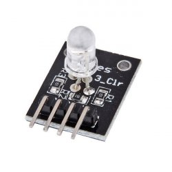 Three Color RGB LED Sensor Module - Arduino compatible