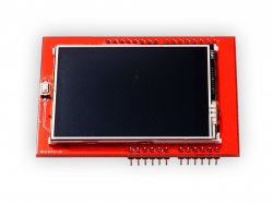 2.4 inch Touch LCD Shield compatible with Arduino