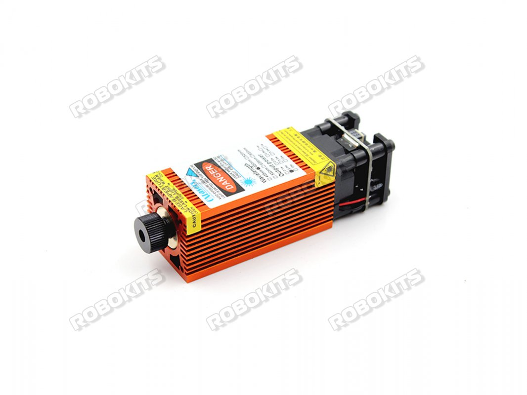 High Power Laser 2 5W 445nm for Engraving and Cutting