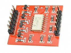 TLP281 4-Channel Optocoupler Isolation Module High/Low Level Compatible with Arduino