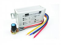 Universal DC9-60V Motor Controller with PWM Speed Control Switch