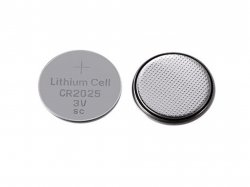 CR2025 Lithium Battery Micro Cell (3V)