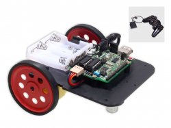 PS2 controlled Wireless Robot DIY Kit Compatible with Arduino