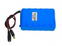 Li-Ion 11.1V 10000mAh (2C) With inbuilt Charger-Protection