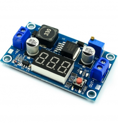 Upgraded XL6009 DC-DC Adjustable Boost Module 5-40V 4A with Digital Display