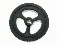N20 Motor Rubber Wheel 34mm