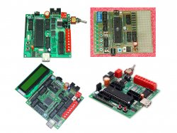 AVR Robot Control Boards