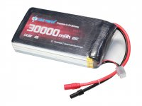 GenX 14.8V 4S 30000mAh 25C / 50C Premium Lipo Battery with AS150+XT150 Connector