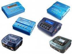 SKYCell Li-ion Battery Chargers