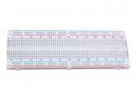 Breadboard 830 Points Rectangular for Solderless Prototyping