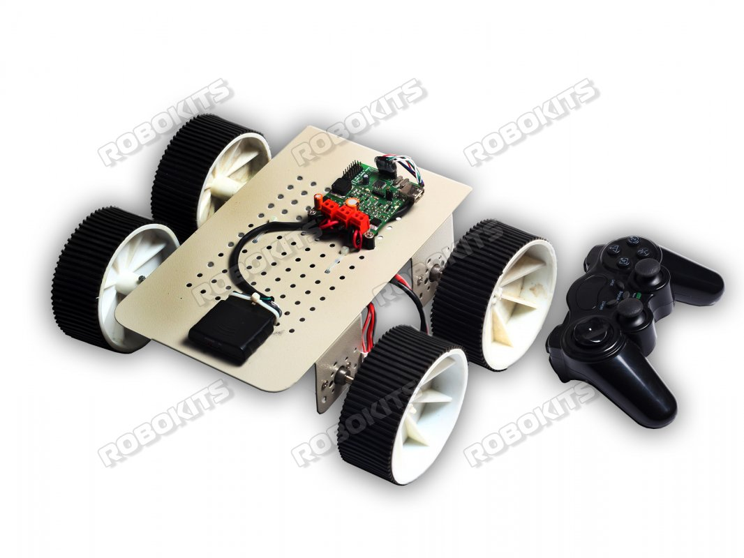 Robowar/Roborace Robot - DIY kit