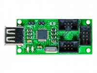 AVRISP MKII - High Speed Programmer for Mega, Xmega and Tiny AVR