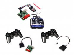 Wireless Robot Controllers