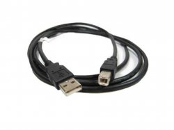 Cable Compatible For Arduino UNO/MEGA (USB A to B)