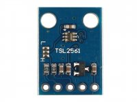 TSL2561 Light Intensity/ Luminosity Sensor Module GY-2561 - I2C Interface