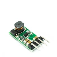 Ultra-small DC DC 3.3V 3.7V 4.5V 5V to 12V boost voltage conversion board power module