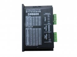 DMA860H | MA860H Microstepping Stepper Driver 80VAC or 110VDC 7.2A