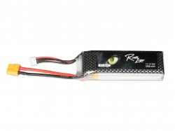 Run Lithium Polymer (Lipo) Rechargeable Battery 11.1V 2200mah 10C