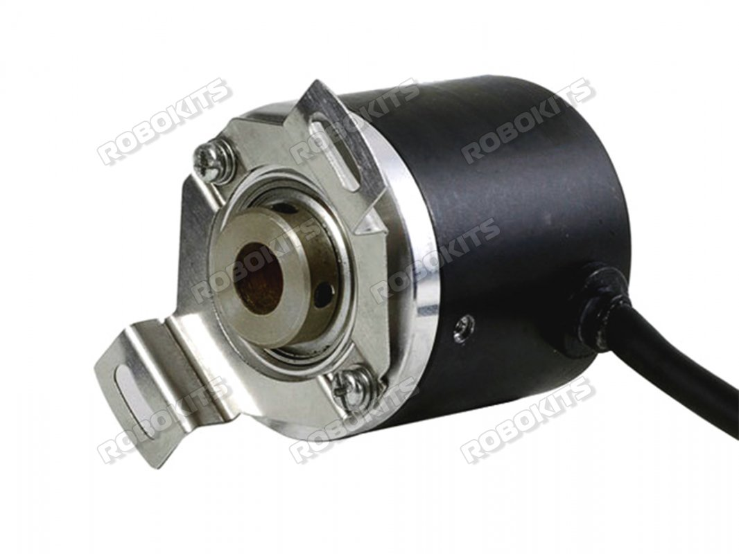 Rotary Quadrature Encoder 1000PPR/4000CPR with Index [RMCS-5102