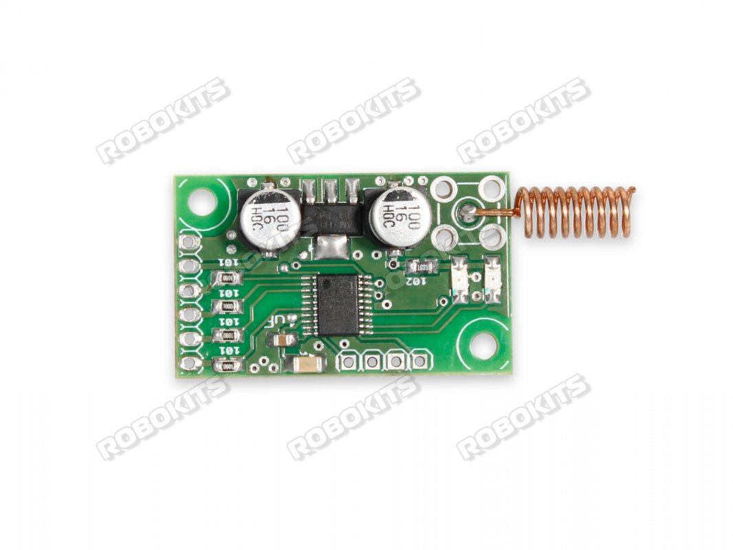 LORA Wireless RF Serial Link 868MHz + 20db 2Km Range UART - Click Image to Close