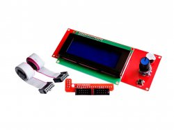 LCD Smart controller 20X4 Version Ramps 1.4