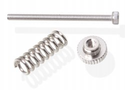 Heatbed Adjustment Screw With spring