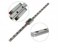 LM Guideways Miniature linear guide linear slider 400mm MGN12 +MGN12H
