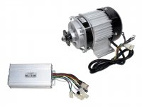 E-Bike BLDC Geared Motor 48V 450RPM 500W with Controller (Premium quality)