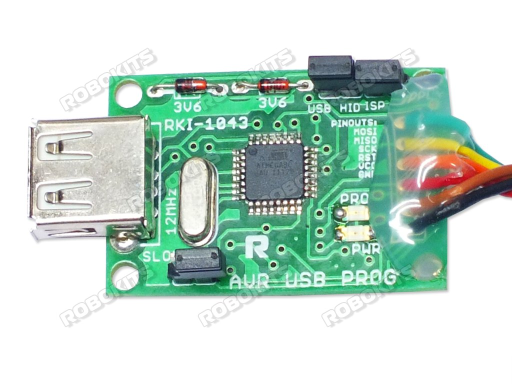 Avr Usb Programmercompatible With All Windows Rki 1043 375 Isp Usbasp Programmer For Atmel Case Reviews