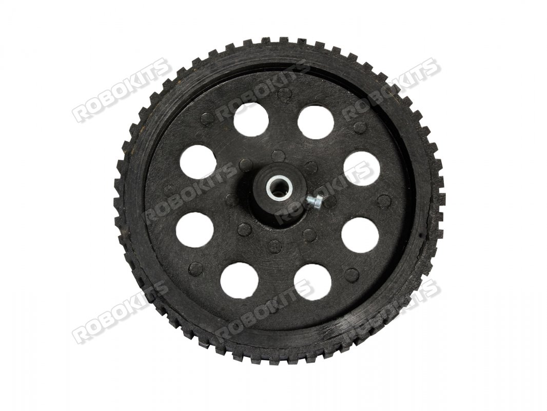 Tracked wheel Big - Click Image to Close
