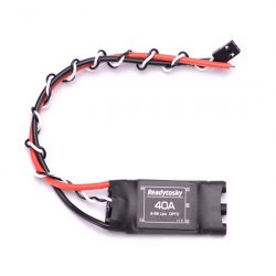 Ready to sky 40A 2-6S Brushless Opto ESC for Drones