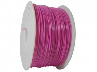 Solid Pink 1.75mm PLA Filament 3D Printer 1KG