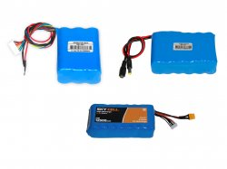 22.2VLi-ion Batteries 19.2-25.2V