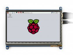 Raspberry Pi HDMI 7 Inch LCD Capacitive Touchscreen 10point Touch 800 x 480