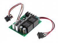 High Power Speed controller 40A for Brushed DC Motor