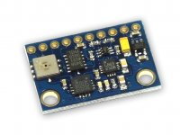 Triple axis Accelerometer, Gyro and Megnetometer Breakout Board