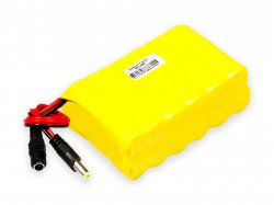 Li-Ion 22.2V 3000mAh (2C) With inbuilt Charger-Protection