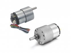 Rhino GB37 12V DC Geared Motor
