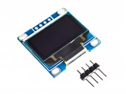 128x64 0.96 Inch OLED Display Module I2c Interface - Arduino Compatible