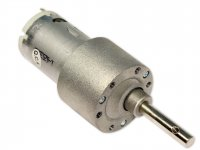 High Torque 12V DC Geared Motor 60RPM