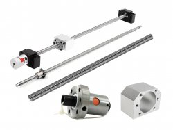 Ball Screw & Accessories