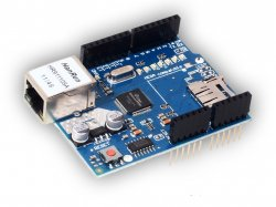 Ethernet shield W5100 Compatible with Arduino