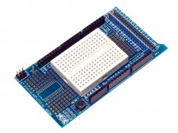 Mega Protoshield with Breadboard Compatible with Arduino
