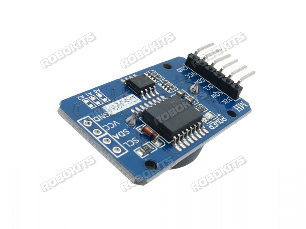 DS3231 AT24C32 High Precision Clock I2C Module - Click Image to Close