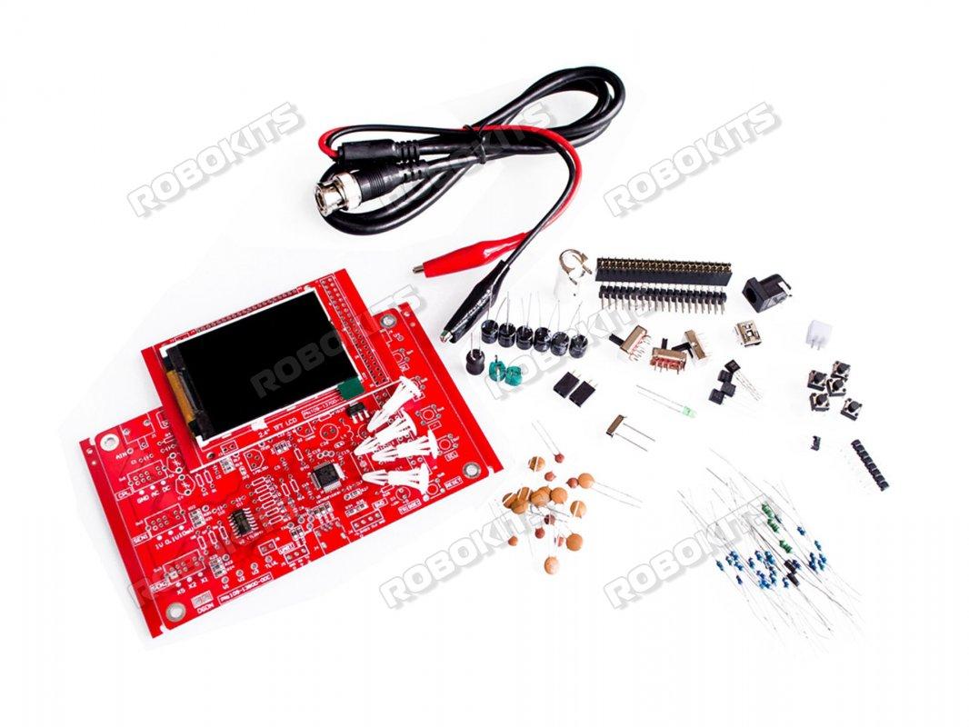 DSO138 Oscilloscope Production DIY Kit