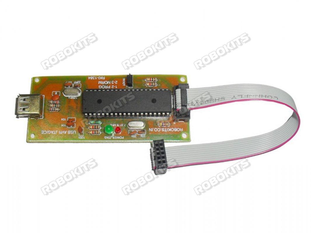 Avr Jtag Ice Programmer Debugger Usb Rki 1384 1200 Servo Motor Control By Using Atmega32 Microcontroller