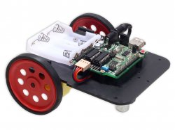 IR Remote Controlled Robot DIY Kit compatible with Arduino