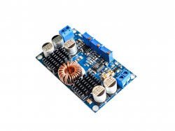 LTC3780 Buck-Boost Automatic Adjustable Step Down / Up Regulator Charging Module 80W 10A Input 5-32VDC Output 1-30VDC